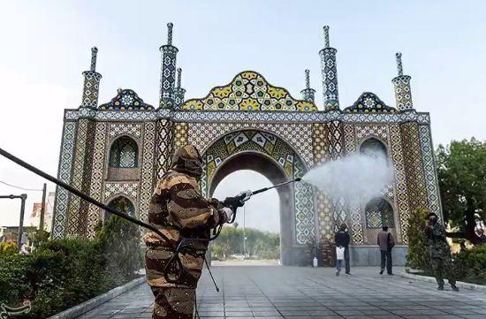 تطهير شامل فى طهران