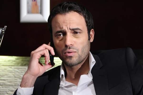 يوسف الشريف من مسلسل رقم مجهول