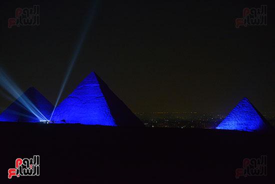 الاثار تحتفل بيوم التراث العالمى