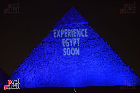 افلام تسجيلية عن عظمة الاثار المصرية فى يوم التراث