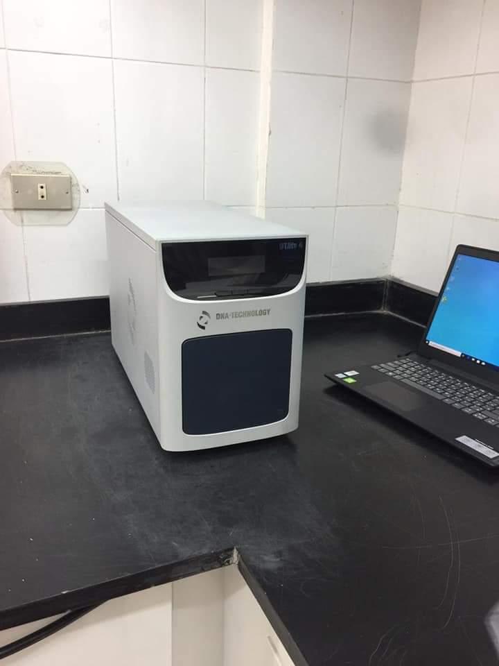 جانب من توفير أجهزة حديثة بمستشفى الحميات بالأقصر