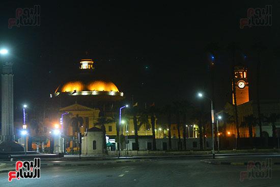 هدوء-بجامعة-القاهرة