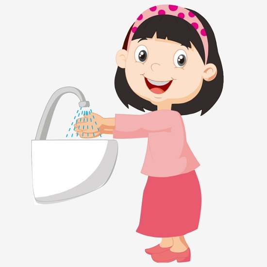 غسل اليدين Animation