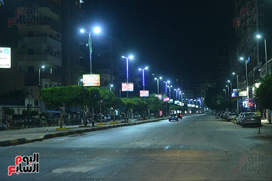 هدوء-بشارع-التحرير