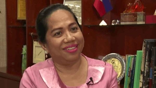سفيرة الفلبين في لبنان