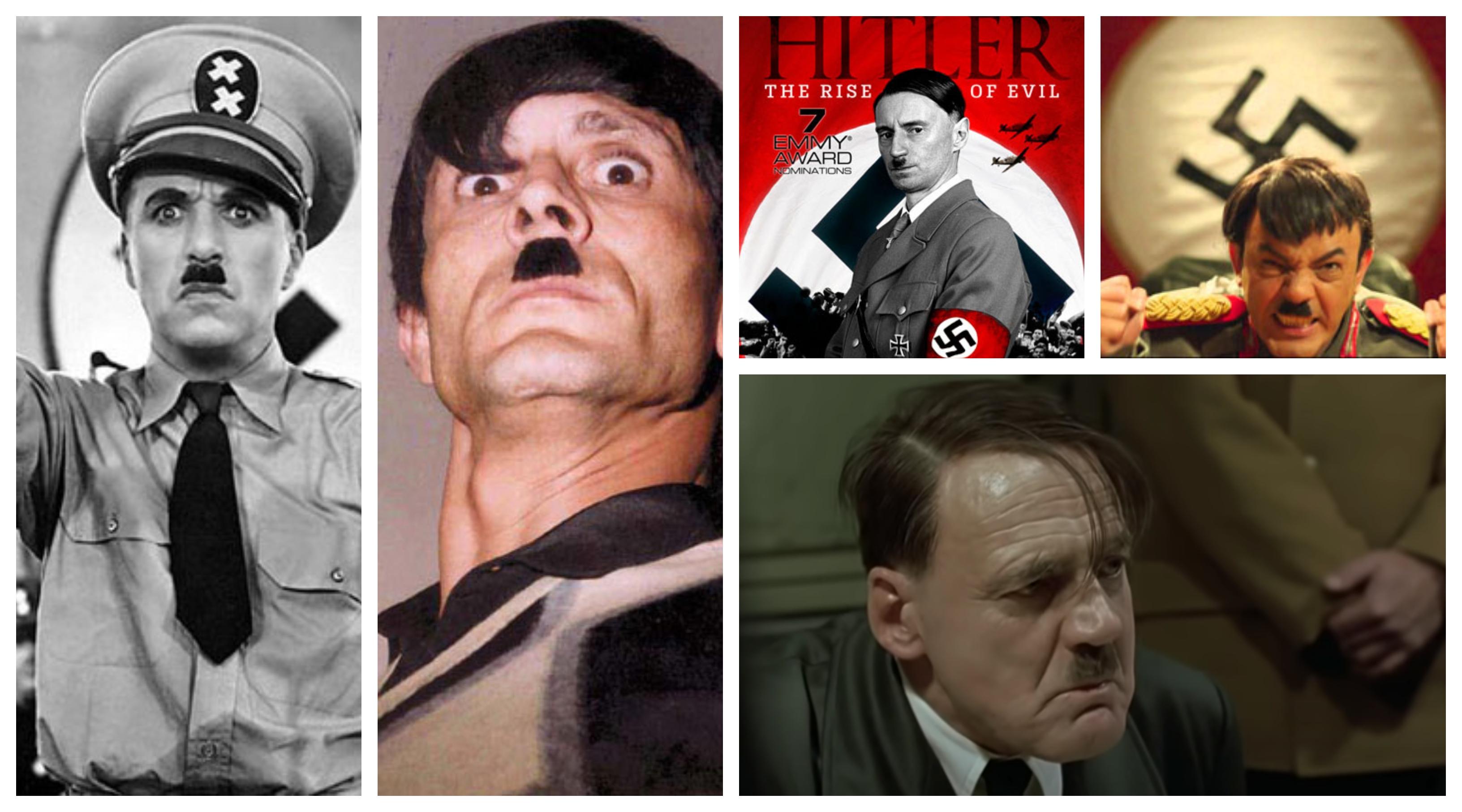 هؤلاء جسدوا هتلر