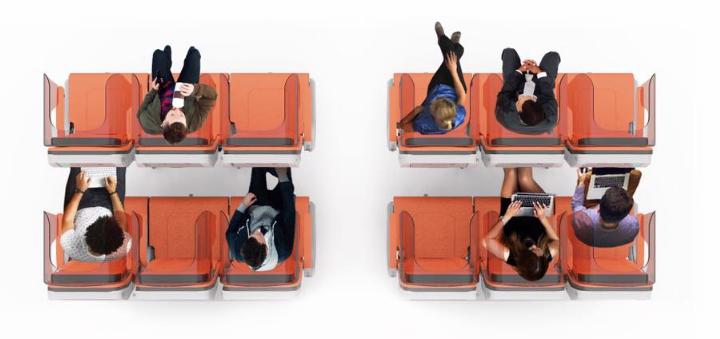 مشهد لتوزيع المقاعد