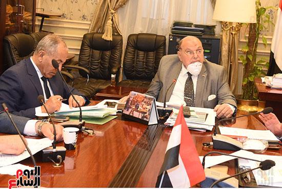 لجنة الدفاع والأمن القومي بمجلس النواب (4)