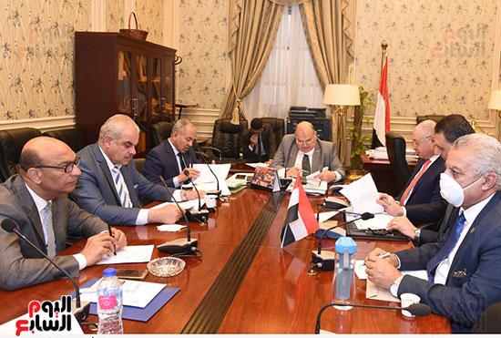 لجنة الدفاع والأمن القومي بمجلس النواب (3)