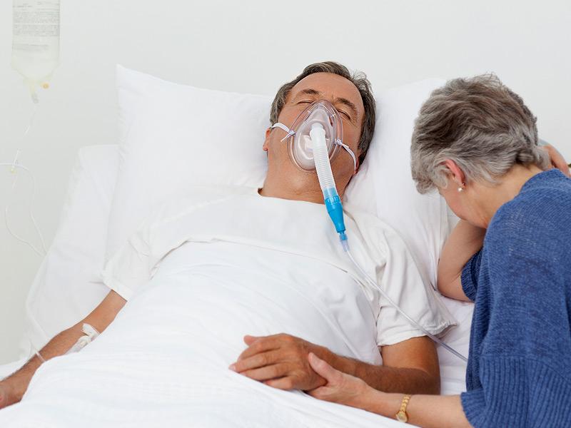 اعراض متلازمة الضائقة التنفسية الحادة  3