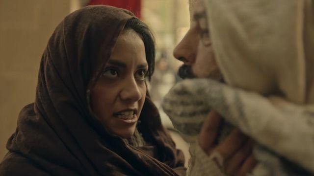 سهر الصايغ في مسلسل النهاية مع عمرو عبد الجليل