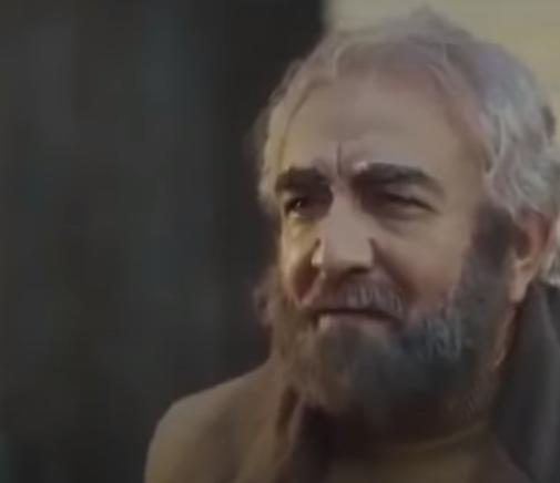 عبد الرحيم حسن في مسلسل النهاية