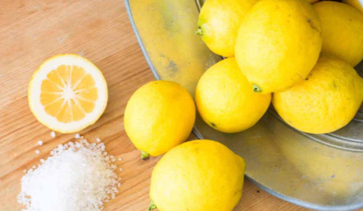 الليمون لعلاج الشعر