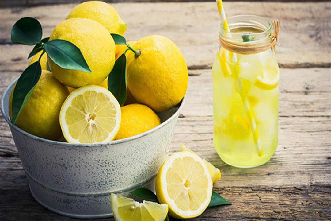 وصفات الليمون للشعر