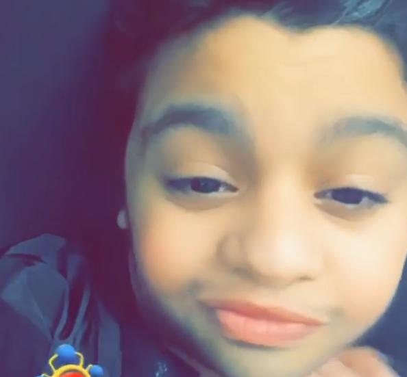 احمد جمال طفلا