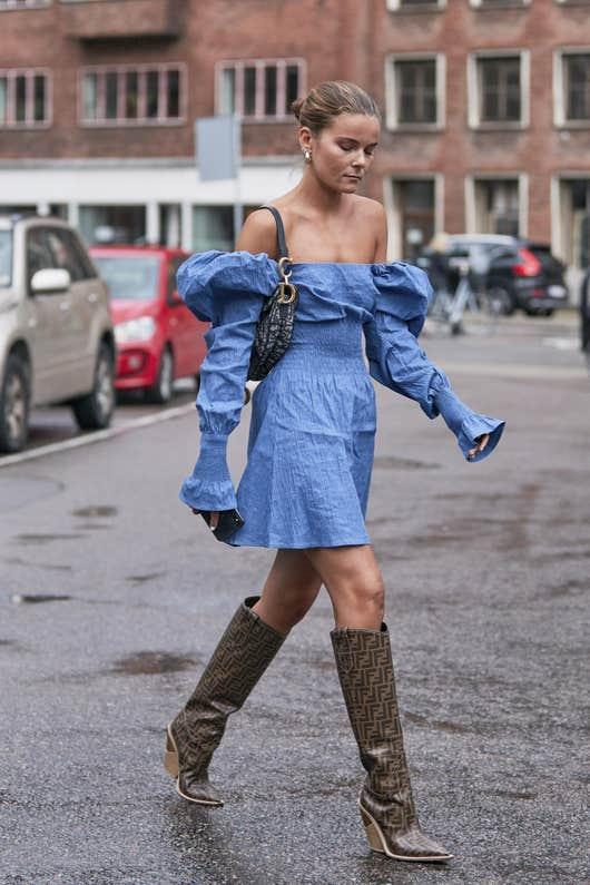 مينى فستان