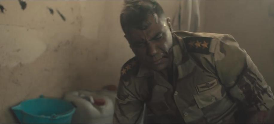 استشهاد محمد امام في مسلسل الاختيار