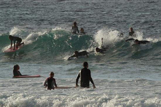 السباحة فى أستراليا