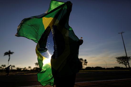 مؤيدة للرئيس البرازيلى