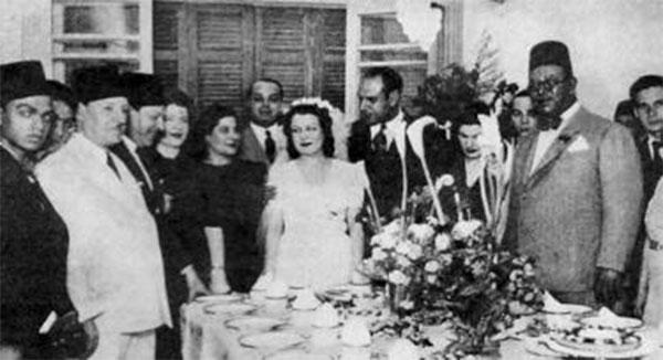 39922-ميمى-شكيب-فى-حفل-الزفاف