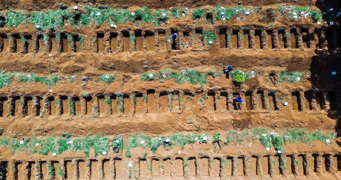 مقابر جماعية فى البرازيل