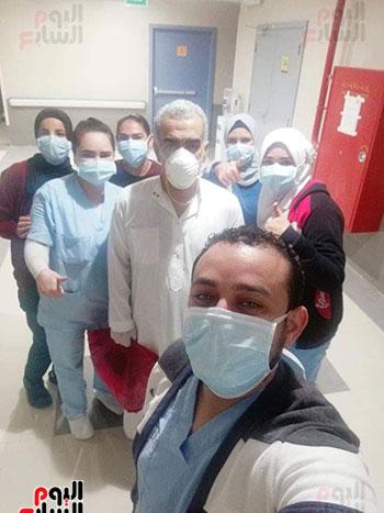 تعافى حالات جديدة من مستشفى أبو خيفة (1)
