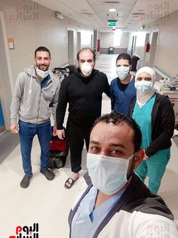 تعافى حالات جديدة من مستشفى أبو خيفة (3)