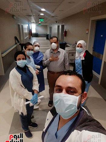 تعافى حالات جديدة من مستشفى أبو خيفة (4)