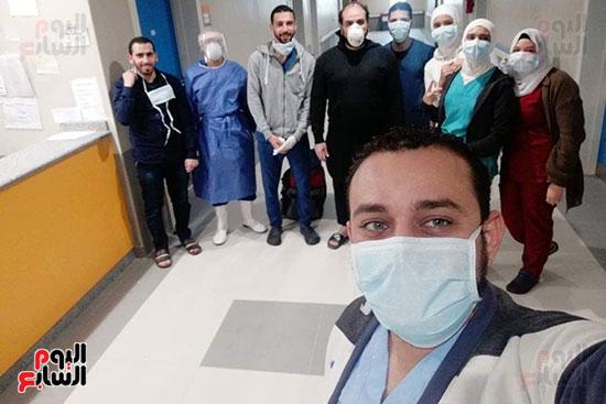 تعافى حالات جديدة من مستشفى أبو خيفة (2)