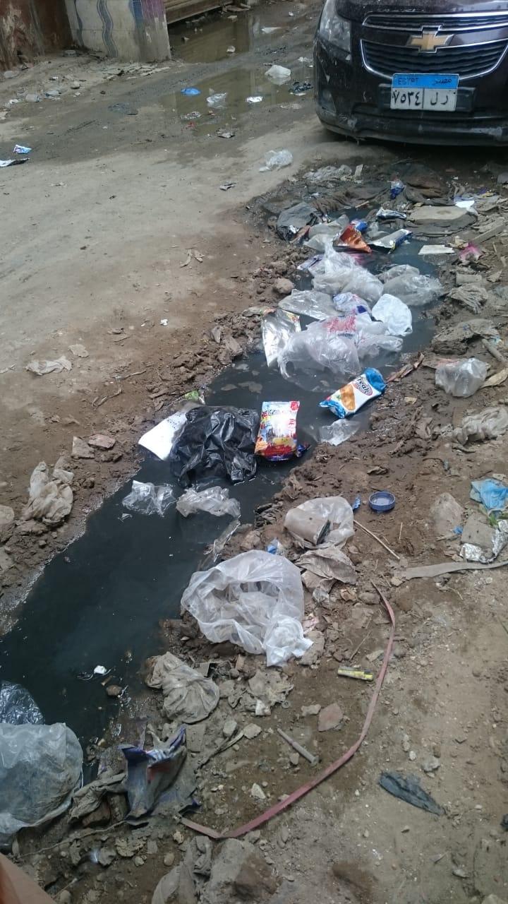 انتشار مياه الصرف الصحى (2)