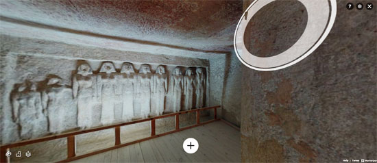 مقبرة حفيدة خوفو (2)