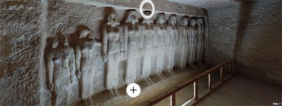 مقبرة حفيدة خوفو (3)