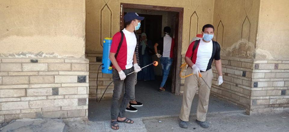 مبادرة شباب بيحب مصر