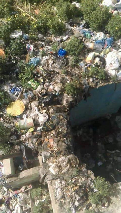 انتشار مياه الصرف الصحى (1)