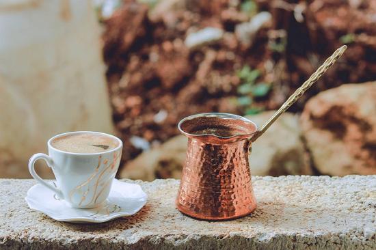 القهوة التركى
