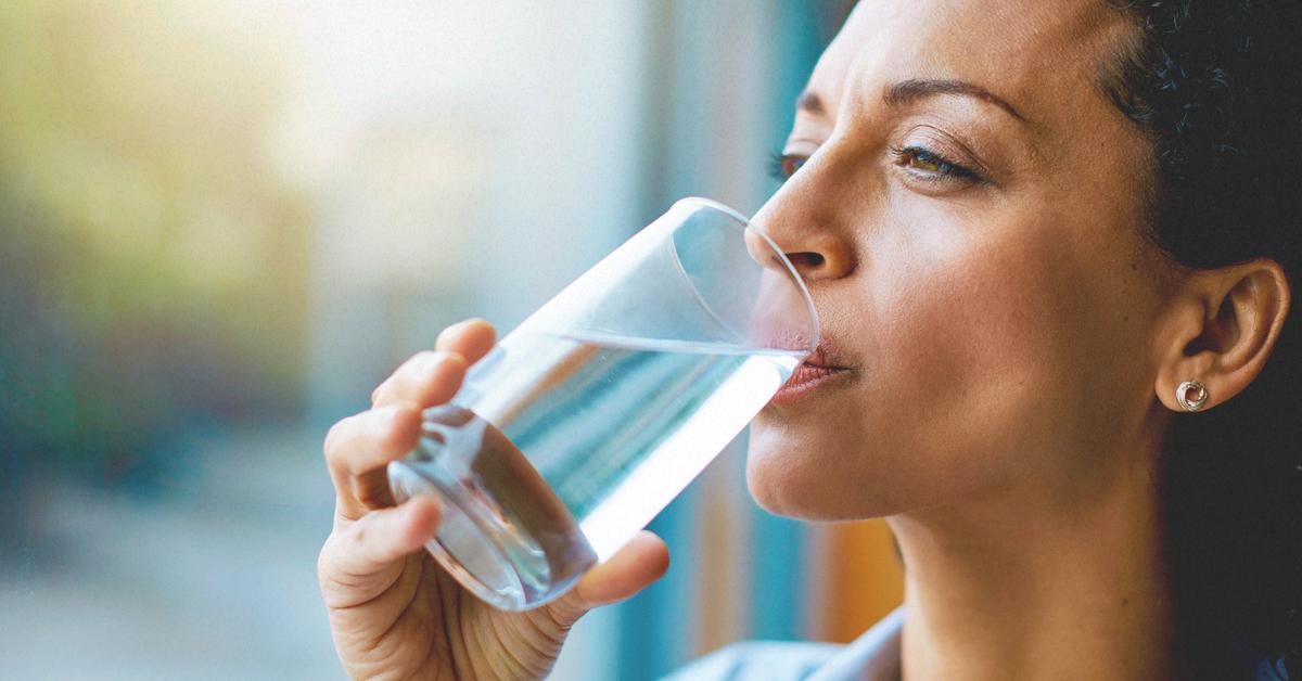 اضرار قلة شرب الماء 3