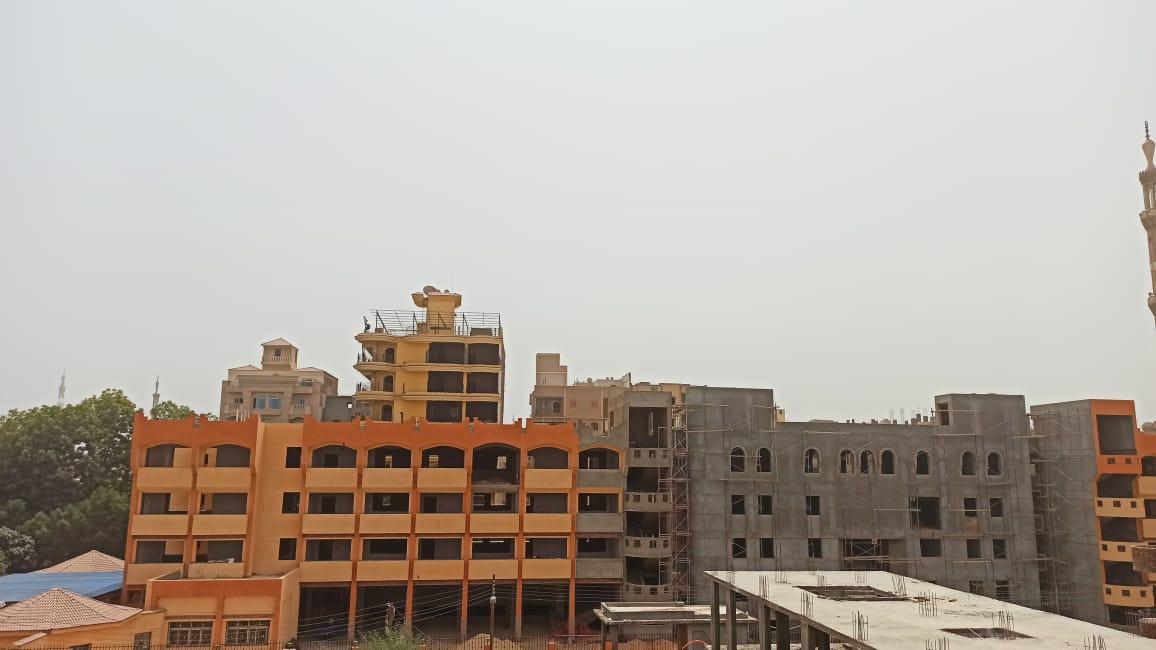 المحافظة تعلن رفع الطوارئ بعد العاصفة