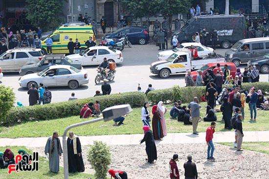 شارع جامعة الدول العربية بالجيزة