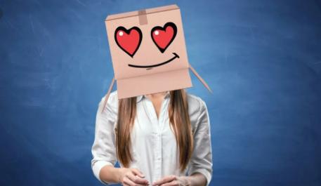 الإعتراف بالحب