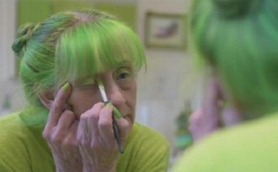 السيدة الخضراء (29)