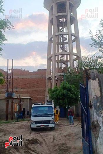 تطهير قرية شطانوف (2)