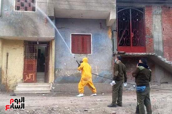 تطهير قرية شطانوف (4)