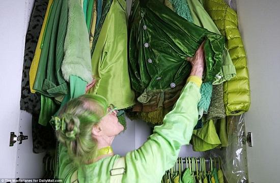 السيدة الخضراء (8)