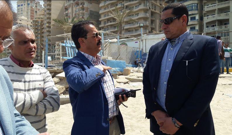 لأول مرة بالإسكندرية تخصيص شاطئ لذوى الهمم  (6)