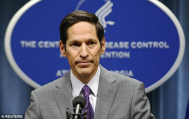 رئيس CDC السابق