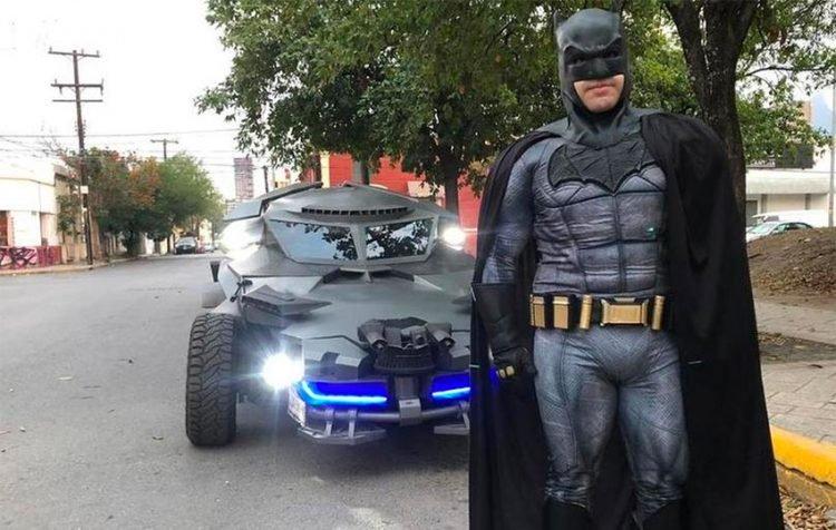 باتمان المكسيكى