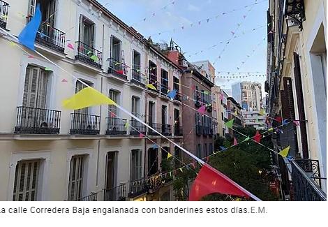 احتفالات مدريد بالعيد القومى