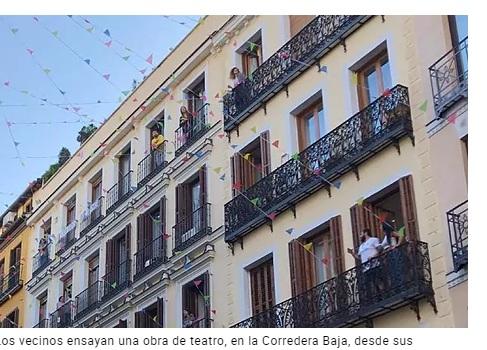 احتفالات مدريد