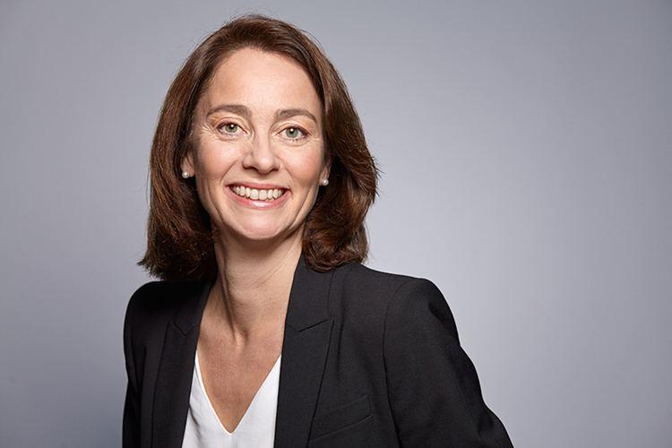 كاترين بارلى الوزيرة الالمانية