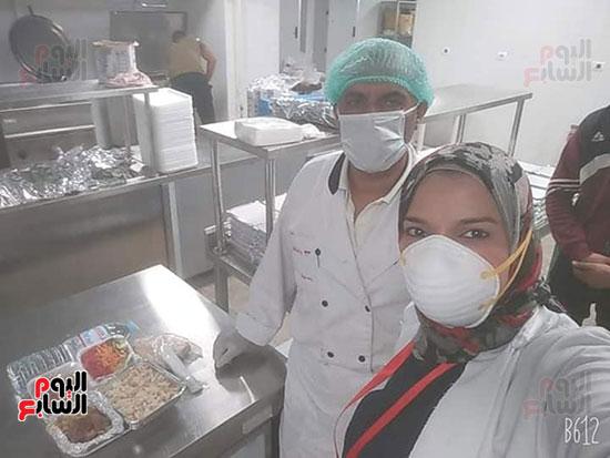 مطبخ-المستشفى